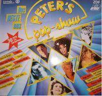 Cover  - Peter's Pop-Show [1988]